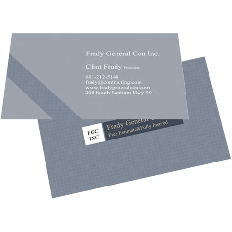 Publisher Business Card Templates