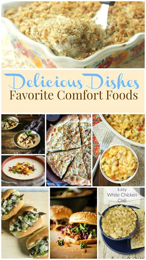 what are comfort foods favorite comfort foods delicious dishes recipe party 38