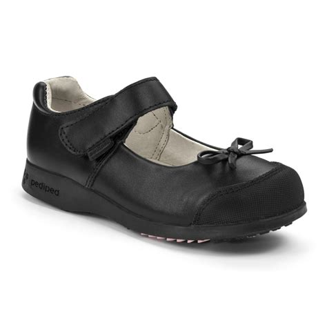 pediped infant shoes flex 174 becky black pediped footwear comfortable shoes
