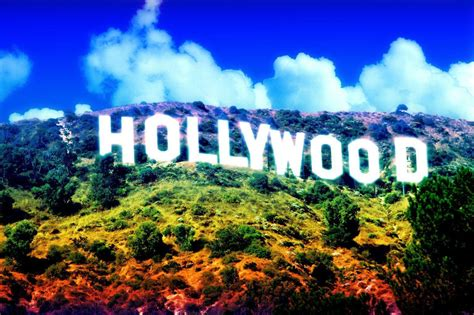 hollywood sign gif hollywood sign wallpapers wallpaper cave