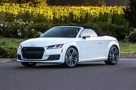 audi tt convertible for sale 2018 audi tt convertible pricing for sale edmunds