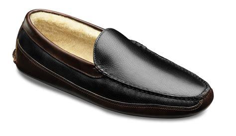allen edmonds slippers allen edmonds introduces new leather accessories and slippers