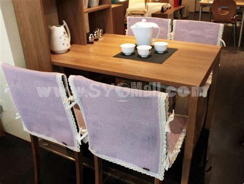 dining chair slipcover pattern senhot fashion purple lattice pattern cotton dining chair