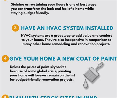 7 tips for renovating your home on a budget illinado llc