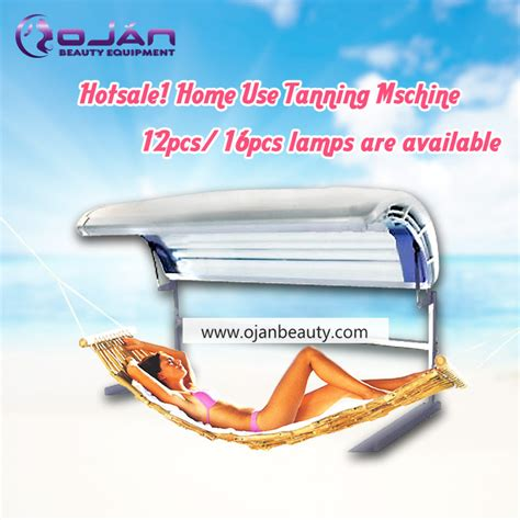 portable tanning bed home use portable lying solarium machine tanning bed