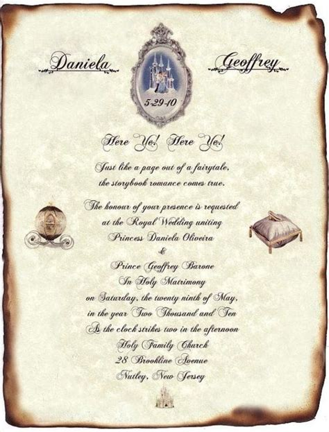 cinderella wedding invitations uk 32 best wedding invitations images on wedding