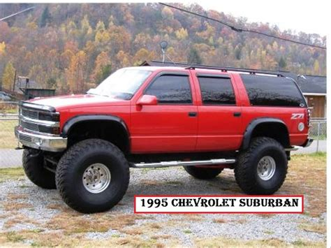 Suburban Jeep 17 Best Images About Trucks On Ford 4x4 Chevy