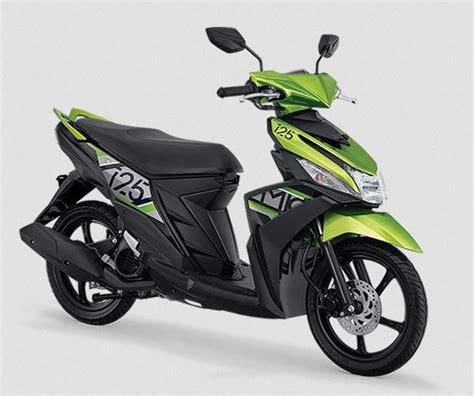 Yamaha Mio M3 2017 harga fitur dan spesifikasi yamaha mio m3 125 terbaru
