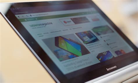 Tablet Lenovo Kitkat lenovo tablet krijgt android 4 4 kitkat update in juni tablets magazine