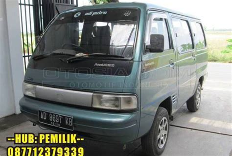 Suzuki Futura 1 3 Tahun1997 mobil kapanlagi dijual mobil bekas suzuki