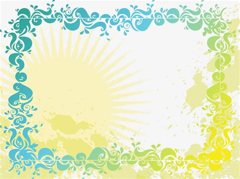 free vector clipart summer background vector vector graphics
