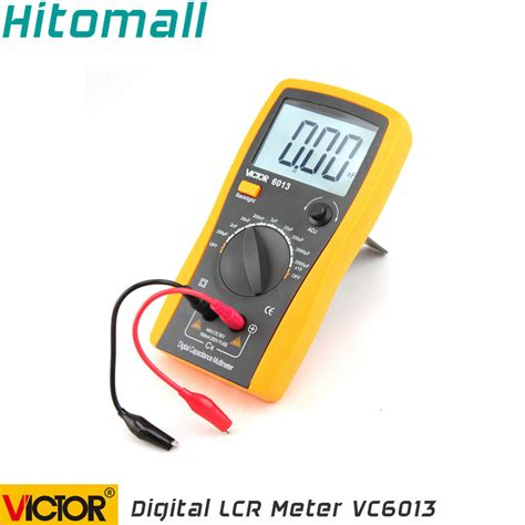 Multimeter Victor professional victor inductance capacitance lcr meter