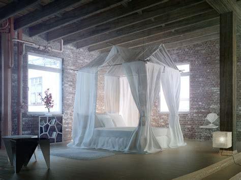 bedroom fantasy epic bedroom romantic fantasy with silk cu 3d model cgtrader com