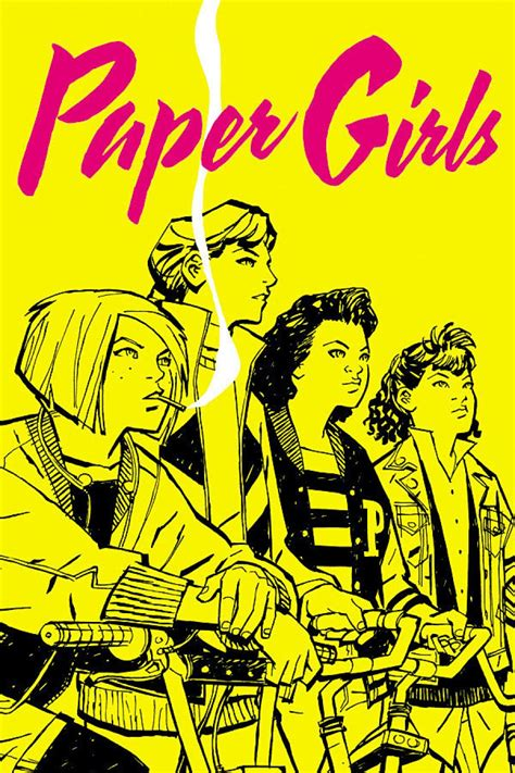 paper girls n 10 gangs and nasa conspiracies wwac on paper girls 1 women write about comics