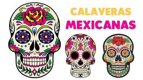 imagenes de calaveras mexicanas infantiles calavera mexicana d 237 a de los muertos y dibujos de calaveras