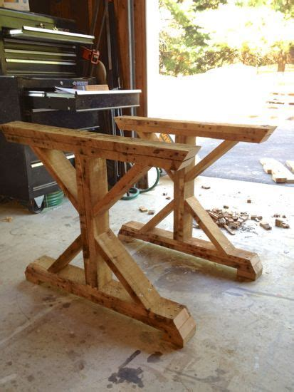 fancy x table from pallets 0 diy www tommyandellie pallet pallets