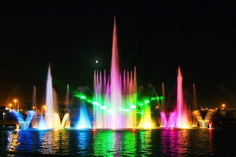 fountain show  dubai id