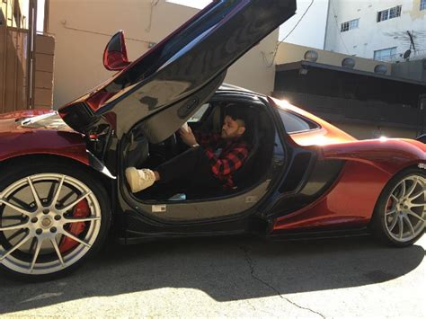 mclaren p1 the weeknd the weeknd owns a mclaren p1 cars
