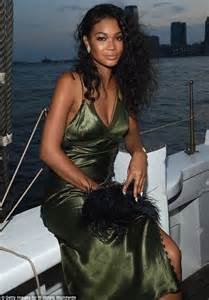 chanel iman tall tall and slim thick goat woman sports hip hop piff