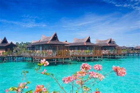 mabul dive resort mabul water bungalows malaysia scuba diving packages