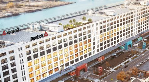 8000 Square Foot House Plans by Reebok Picks Seaport For New Boston Hq Sgb Online