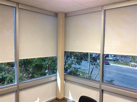 Commercial Window Blinds How To Choose Commercial Window Coverings Roller Screen