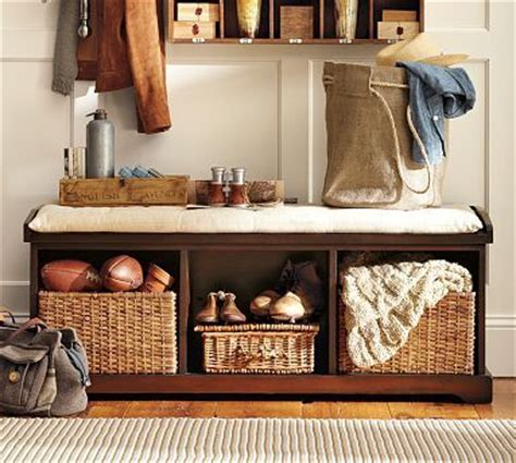 potterybarn bench 1000 images about entryway bench on pinterest extra storage entry ways and mud rooms