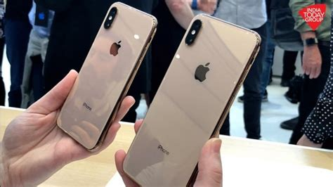 iphone xs iphone xs max iphone xr launched india prices