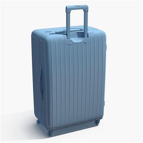 Bag 3d travel bag 3d model