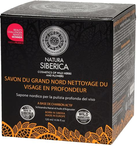Northern Colorado Detox by Natura Siberica Northern Black Soap Detox For