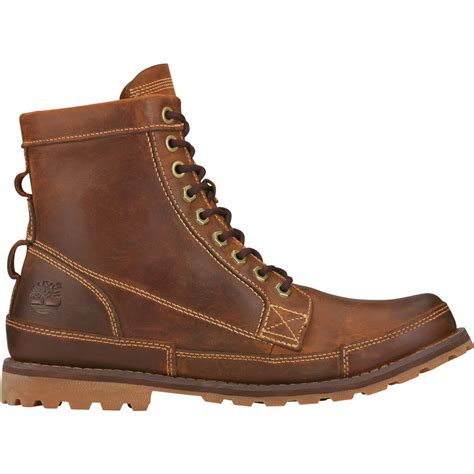 timberland boat shoe boots timberland earthkeepers rugged originals leather 6in boot