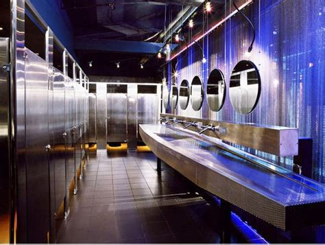 Club Bathroom by Restroom Bathroom Design Awards