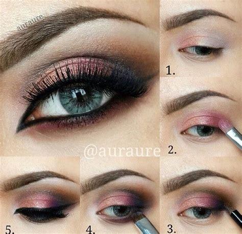 tutorial eyeshadow step by step pics for gt simple eye makeup tutorial step by step