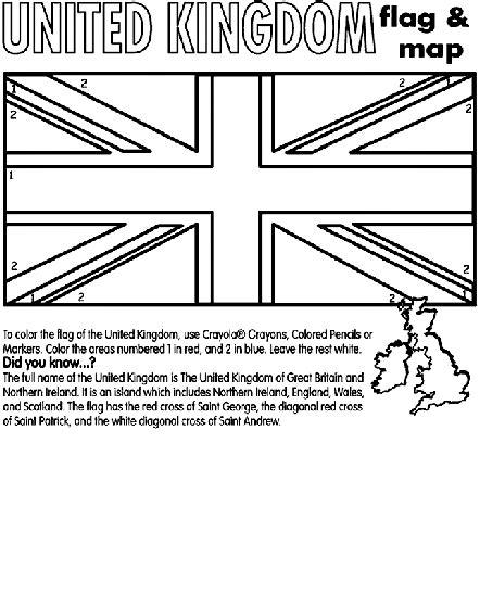 great sheets united kingdom coloring page crayola com