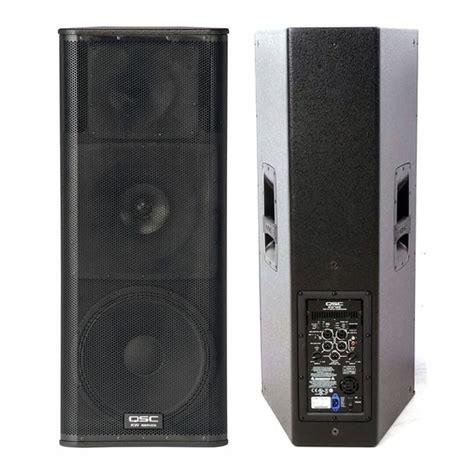Speaker Aktif Qsc best kw153