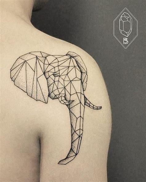 elephant tattoo shoulder 57 stylish elephant shoulder tattoo designs