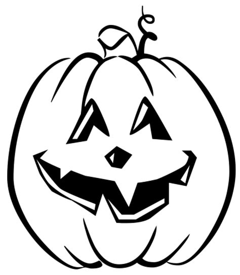 mini pumpkin coloring pages pumpkins 4 clip art download