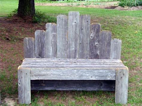 garden bench from pallets gorgeous diy pallet garden bench bench pinterest