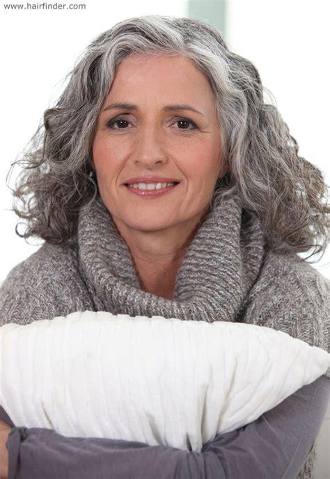 how to lighten the dark parts of gray hair