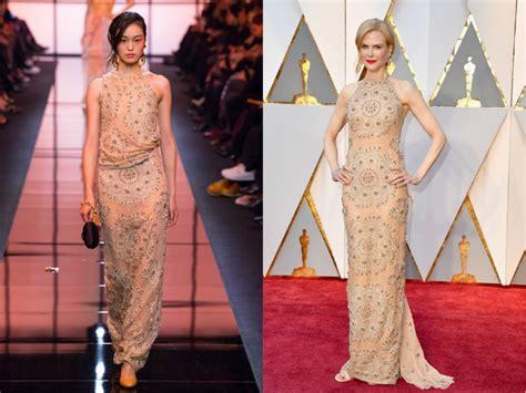 Catwalk To Carpet Kidman by οι δημιουργίες που μεταφέρθηκαν από την πασαρέλα στο