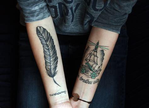 feather tattoo underarm 35 cool feather tattoos desiznworld