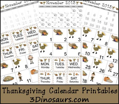 Thanksgiving 2013 Calendar Thanksgiving On Calendar 2014 New Calendar Template Site