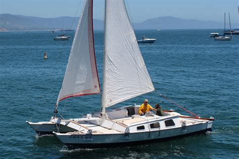 wharram catamaran for sale by owner 2014 wharram tiki 30 sail new and used boats for sale