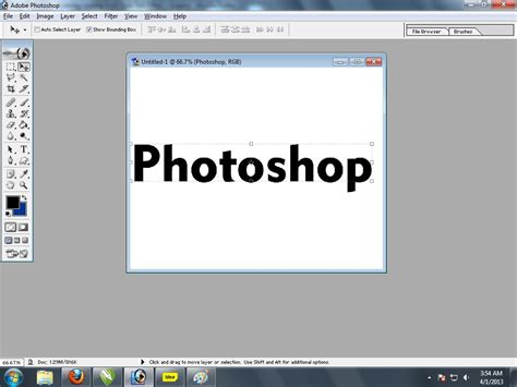photoshop tutorial quick quick text tutorial 3d realstic text in adobe photoshop
