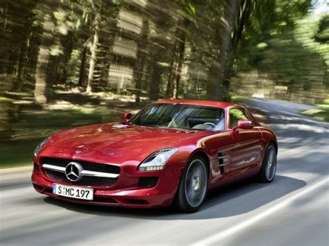 working at mercedes mercedes working on new sports car based on sls amg