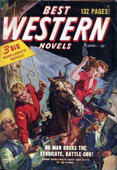 rough edges saturday morning western pulp  western novels june