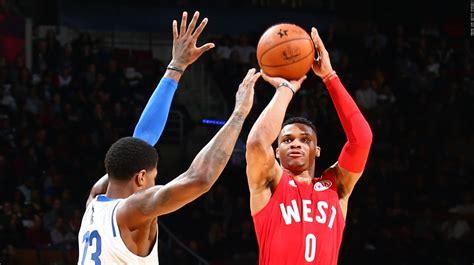 2016 nba all star game recap west vs east nba com