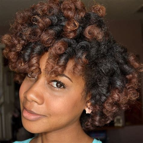 cool hairstyles from rollers for black women 26 natural hairstyles for black women styles weekly