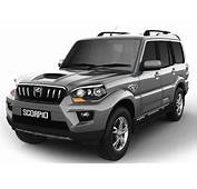 Next Generation Mahindra Scorpio Likely To Launch In India