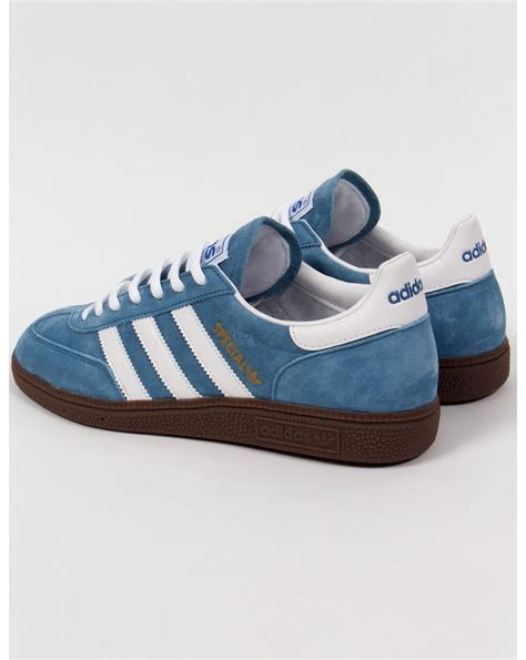 adidas handball spezial trainers royal blue white